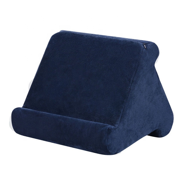 Universal Multi Angle Soft Pillow Lap <strong>Stand</strong> for <strong>iPad</strong> Tablet <strong>Stand</strong> e-Readers Magazine <strong>Holder</strong>