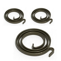 Door handle springs flat spring