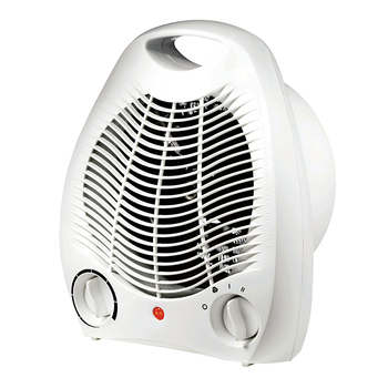 2000W home use personal desktop round electric mini heater fan for bedroom