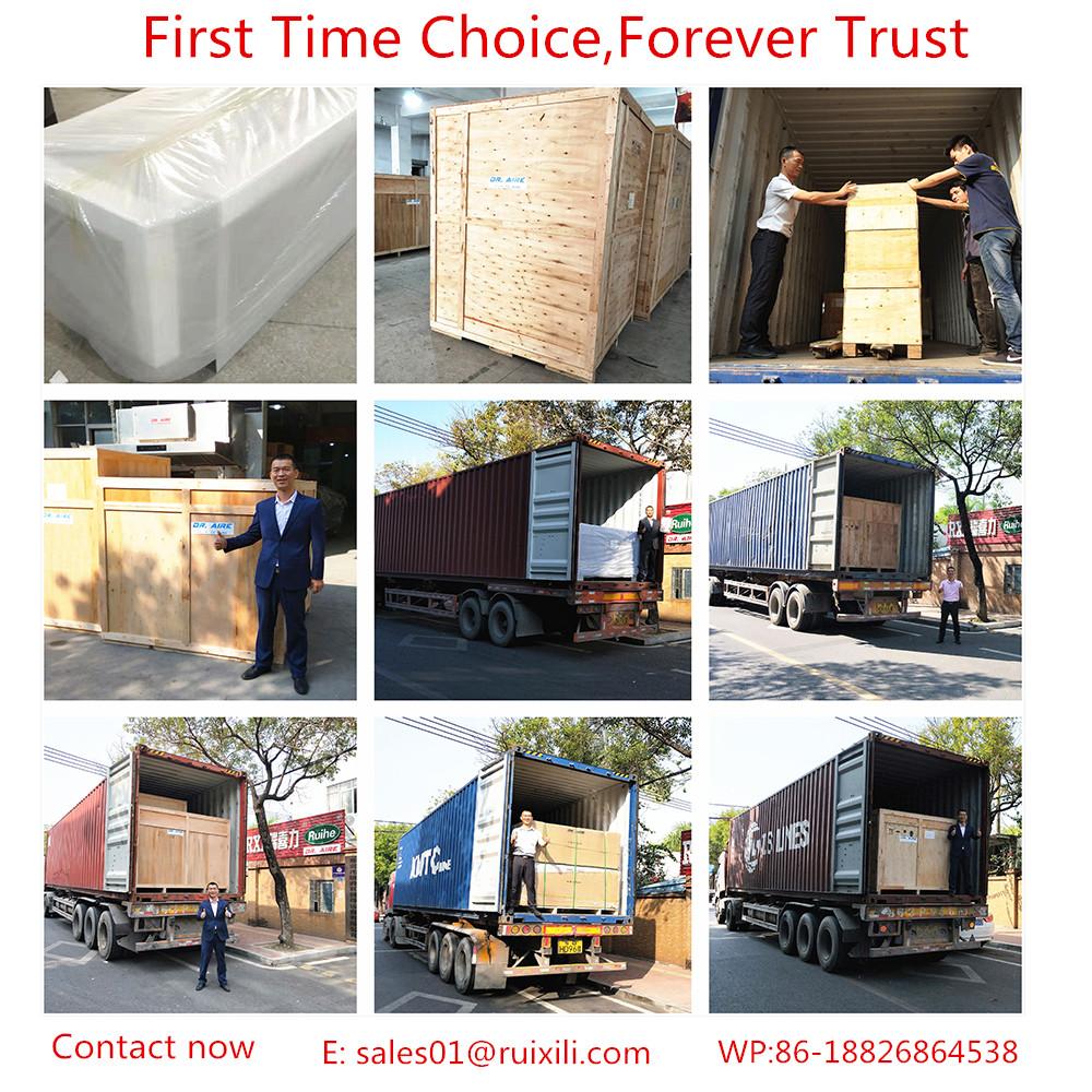 RuiHe 98% Fume Removal Rate Electrostatic Precipitator Waste Gas Treatment Equipment