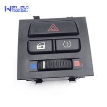 Bahaya Switch Door Lock/Aktifkan Switch 9132423 Power Lock Switch untuk BMW