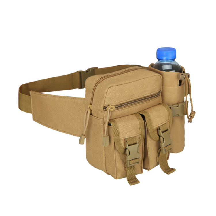 Outdoor Hiking Tactical Camping Fanny Pack Waist Bag