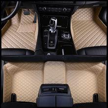 Kokoleee на заказ автомобильный напольный коврик для opel astra k h g j zafira tourer Vectra antara автомобильные аксессуары автомобильные коврики для ног(Китай)