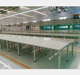 Sewing textile cutting table for garment industry