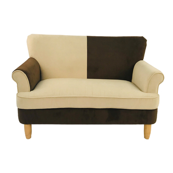Velvet Sofa Two Seat Hotel