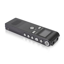 Nuova Smart Digital Voice Recorder Attivato Nascosta Portatile Audio HD Audio <span class=keywords><strong>Telefono</strong></span> di <span class=keywords><strong>Registrazione</strong></span> Dittafono MP3 Registratore