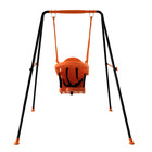 S1 New Baby Garden Swing Portable Cheap Kids Mini Folding Swing for baby