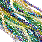 Aigs [ Beads ] Import Beads Beads Manufacturers DIY Accessories Crystal Beads Charm Glass Crystal Beads For Jewelry Making