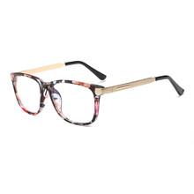 Iboode, модные, крутые очки, женские, Ретро стиль, Ретро стиль, для чтения, близорукость, очки, оправа, мужские, квадратные очки, оптические, прозр...(Китай)