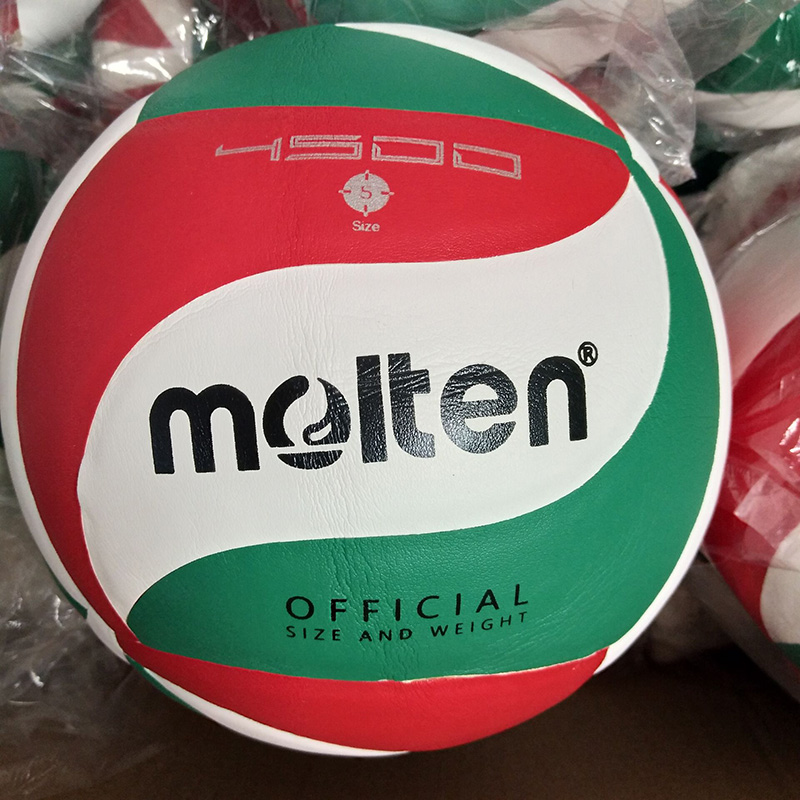 official size weight volleyball molten 4500 5000 V5M Size 5 PU leather molten Volleyball ball