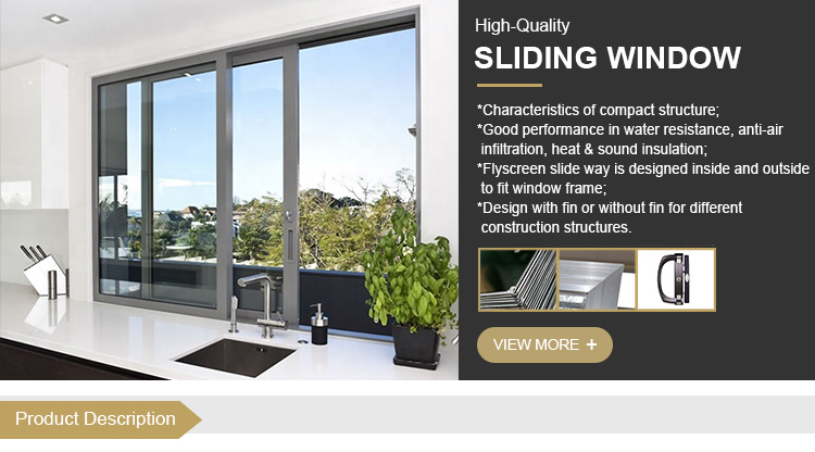 Australian Standard AS2047 AS1288 AS2088 Aluminum Frame accessories double glazed sliding glass windows price