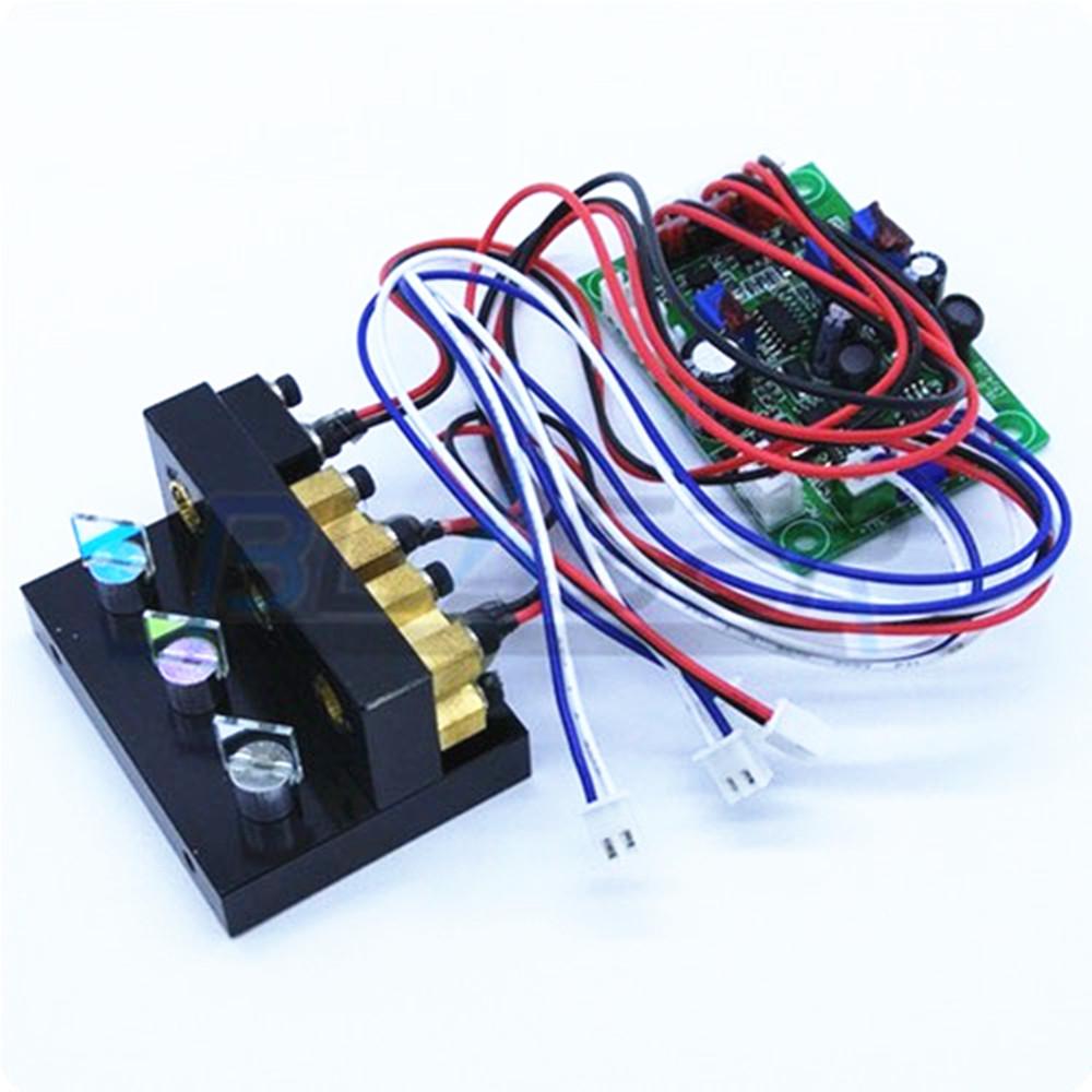 3 un Luz LED SMD precableado 0603 Azul Diodo-DC2.8-3V Micro Soldado