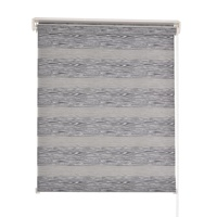 New style 100% polyester zebra blinds for living room