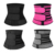 Double Straps Neoprene Slimming Latex Waist Trainer Corset Steel Boned Body Shaper Zipper Waist Trainer