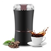 Portable Stainless Steel Electric Mini Coffee Grinder Grain Bean Grinding Machine Hand grinder coffee maker