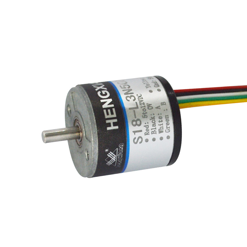 S18 mini china encoder A+B 360ppr pir <strong>sensor</strong> OME-360-2N datum position encoder for mini robot/ printing machine
