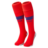 2019 Wholesale New Style Men Teens Sweat Absorb Sport Knee High Soccer Football Long Anti Slip Soccer Socks