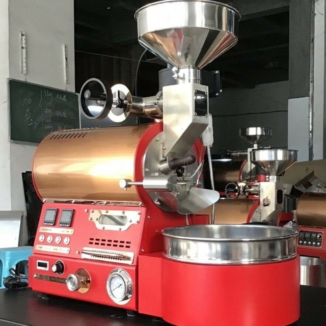 factory manufacturer 250 gr used roasted machine for business coffee roster roaster home