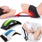 Massager Correct And Improve Posture Waist Stretcher Pin Press Point Back Massager Lumbar Spine Adjustment Stretcher Massager