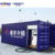 container Explosion-proof barrier skid mounted mobile lpg petrol container mini filling station for vehicle filling