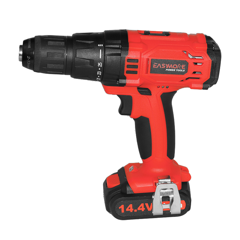 Ningbo 14.4V  li-ion battery power rechargeable case packing power Cordless Drill machine