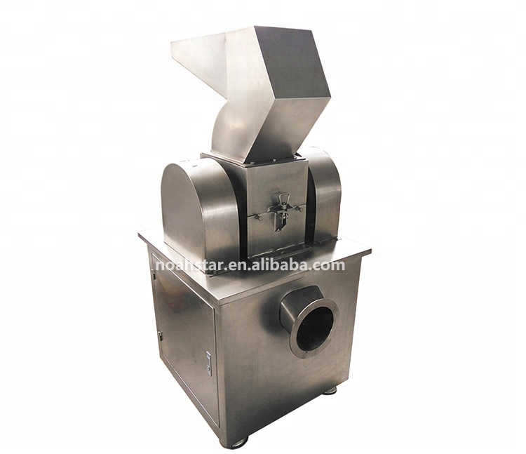 DL-40 Fine Powder Impact Pin Mill เครื่องบด