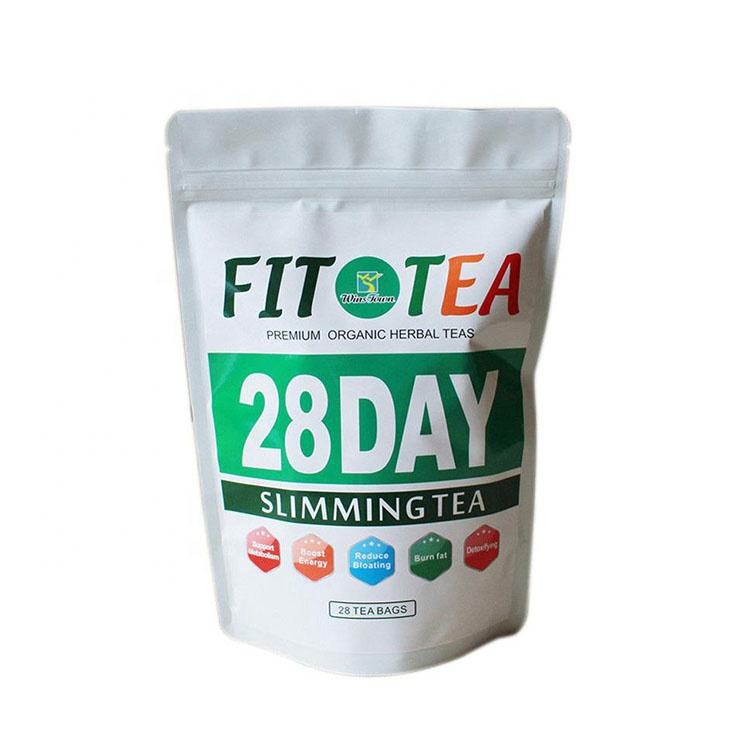 China Wholesale Weight loss Detox tea 28 days Slimming tea - 4uTea | 4uTea.com