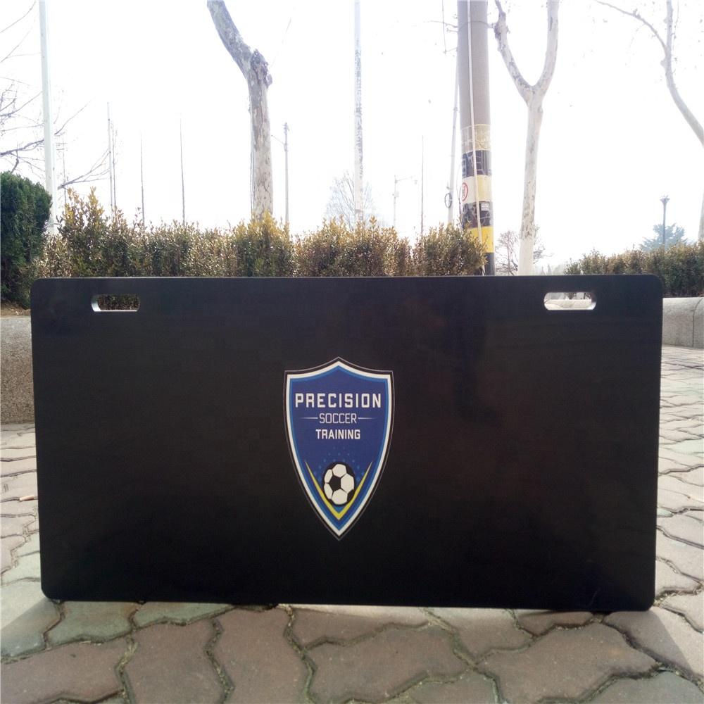 football sport rebounder board soccer training rebounder wall
