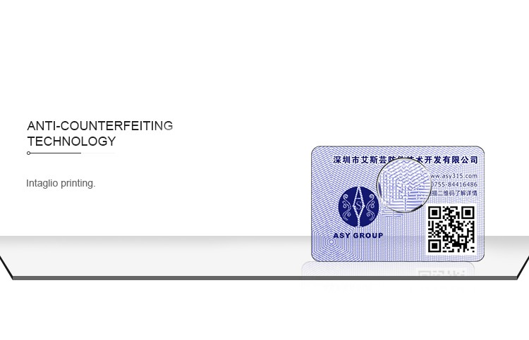 Anti-forgery Factory Price rfid label sticker printing