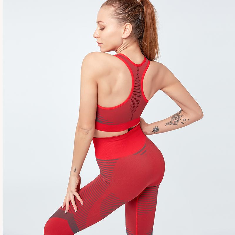 Sport Bra+workout Leggings 7