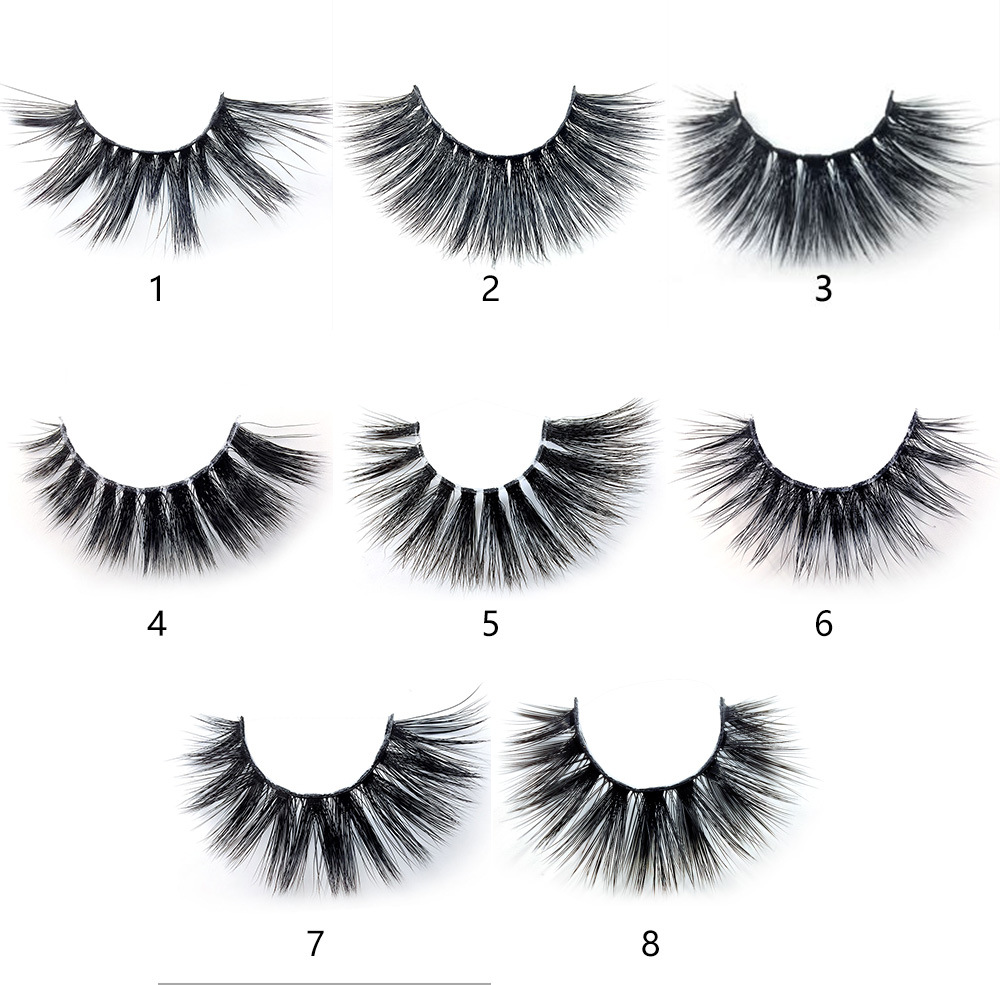 25mm Mink eyelash ขนตา Mink eyelash