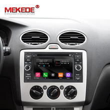 Mekede wince system 2 Din Auto Video auto audio Auto DVD-Player Für Ford Focus Galaxy Fiesta S Max C max Fusion Transit radio