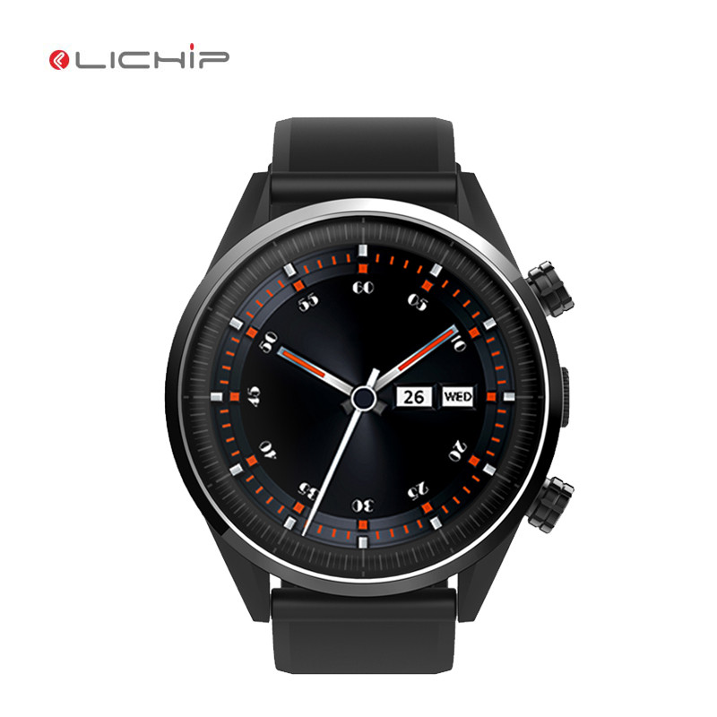 LICHIP L161 4g smartwatch camera android 7.1 7.0 <strong>sim</strong> card support 2019 lte kc05 mobile phone gps smart watch with 4g <strong>sim</strong>