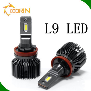 Guangzhou auto g20 led light bulbs car accessory h7 h8 h9 h11 9012 9004 9007 hb4 hb3 5202 light bulbs 6k 8k led headlight h7