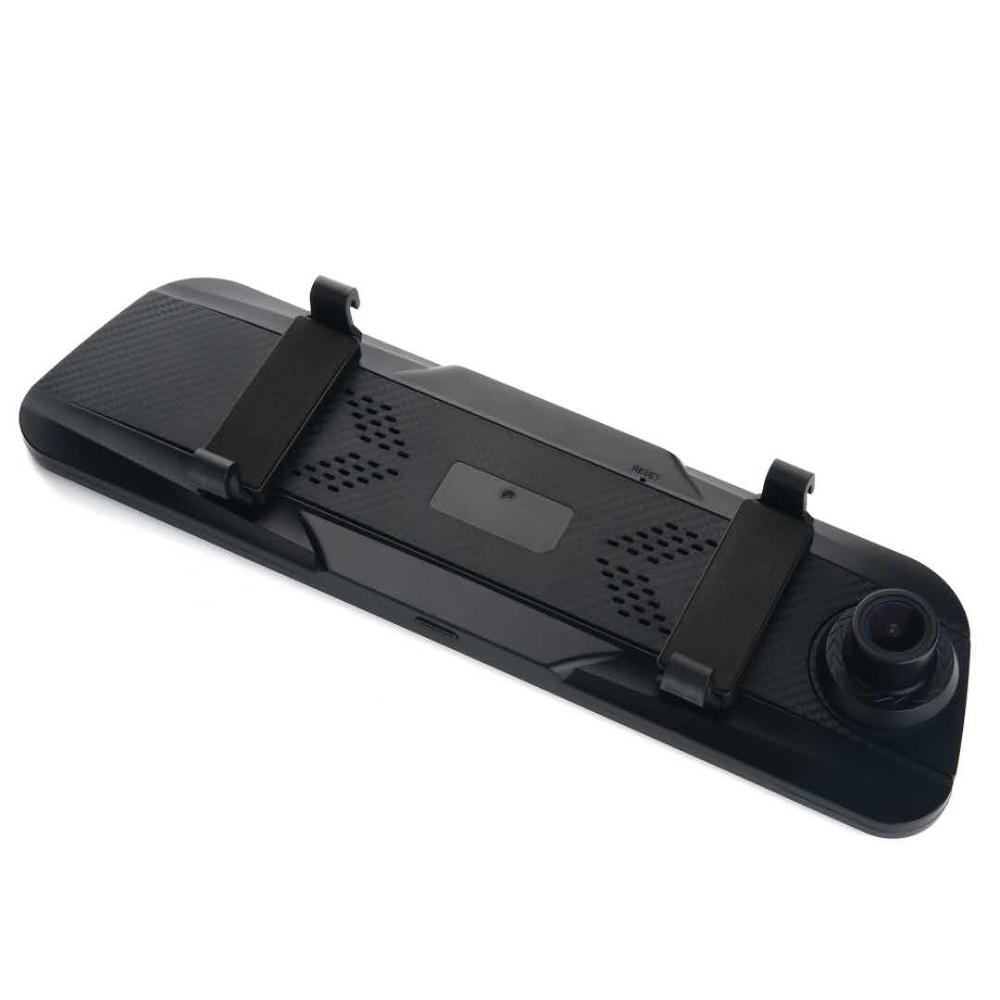 Zimtop dual lens Streaming camera CAR BLACKBOX CAMERA night vision touch screen dvr