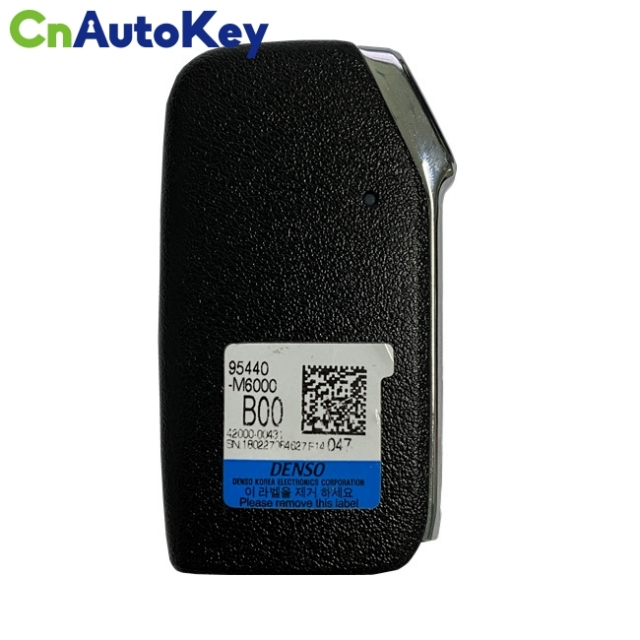 CN051123 For 2018-2019 Forte 4 Butoon Smart Key Fcc CQOFD00430 Pn 95440-M6000