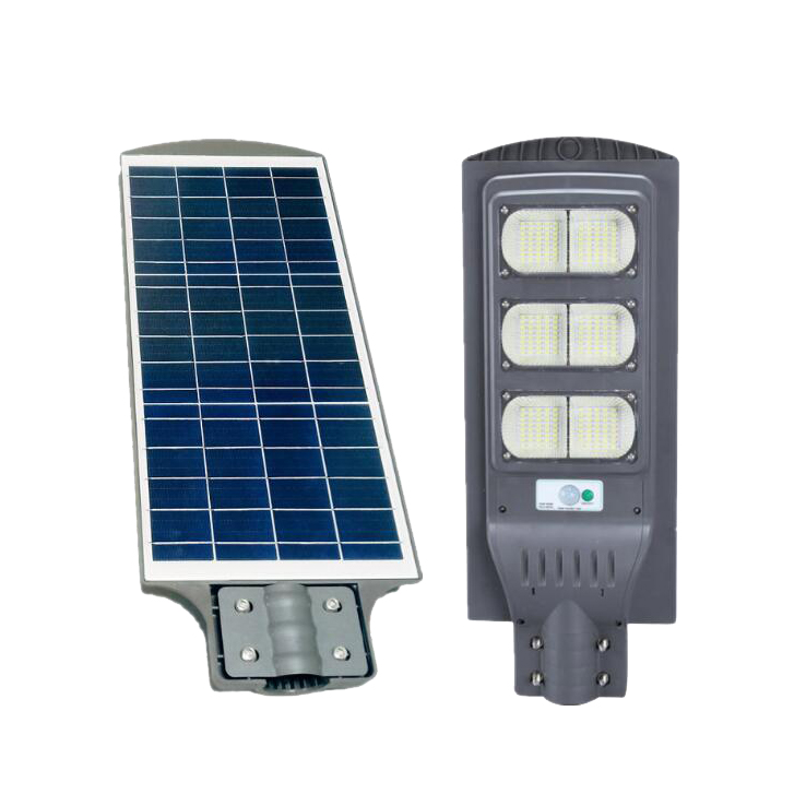 120w High brightness Road Project Lighting outdoor Solar led street light