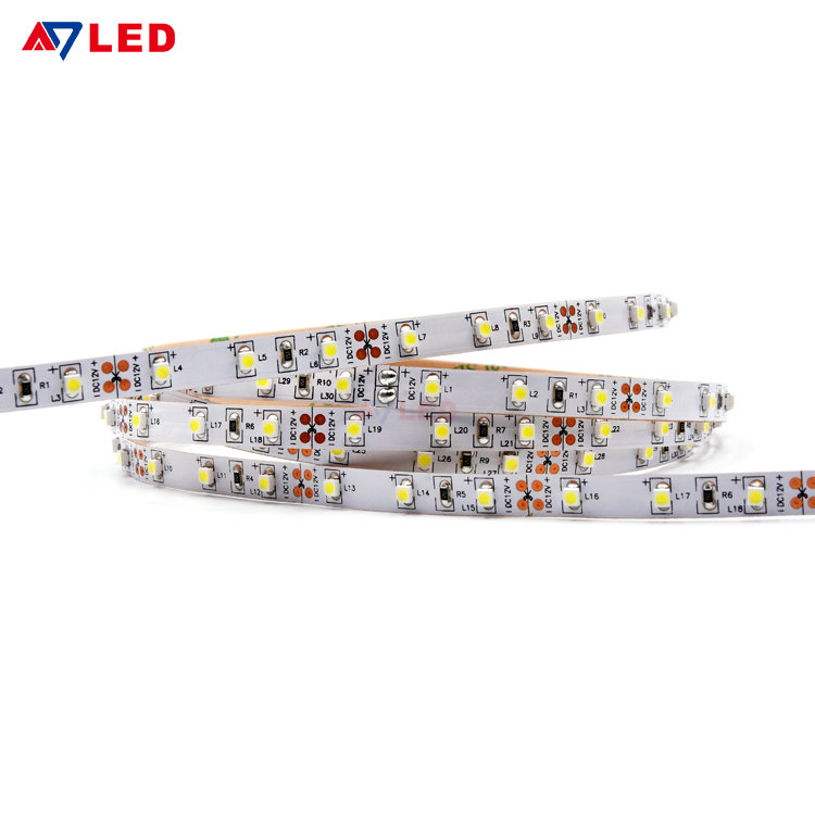 Online Sale Flexible 3528 Led Strip White Ip67  Silicon Tubeled Strips