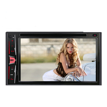 Universal 2 din mp5 playter wince auto dvd player 6,2 zoll auto radio DVD player