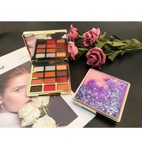 2019 12 Color Professional Nude eyeshadow palette makeup matte Eye Shadow palette Make Up