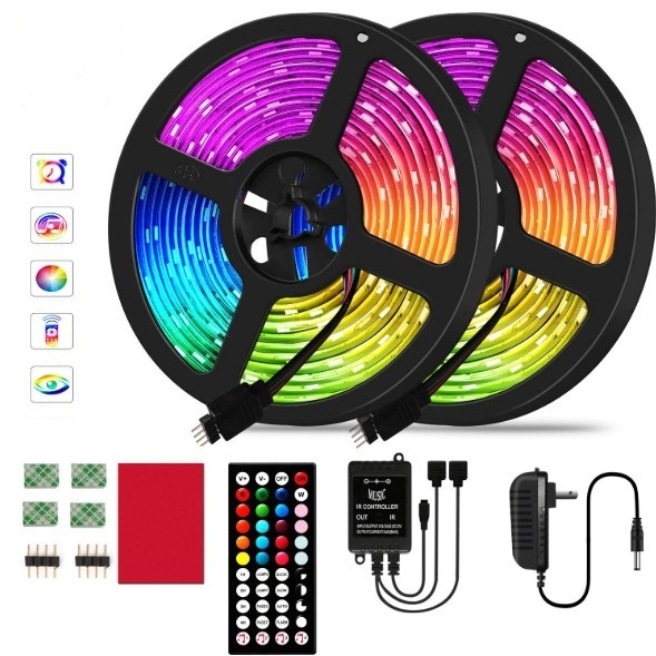 SMD5050 Waterproof RGB Strips LED Strip Lights