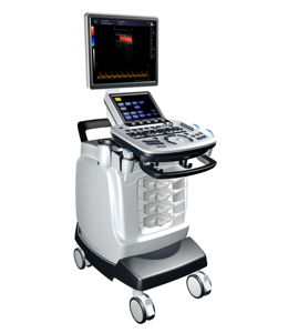 19 inch touch screen all digital Trolley 4D color doppler Ultrasound machine price for pregnant