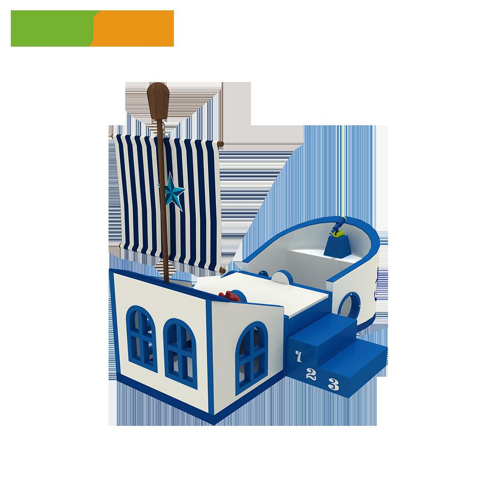 Factory Price Kids Indoor Playground Soft Toddler Playground