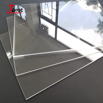 Pure different thickness pmma plexi glass transparent perspex extruded clear cast acrylic sheet