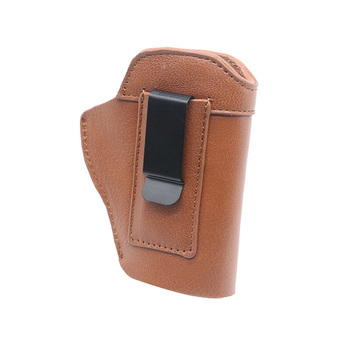 Leather Glock 17/22/31 Gun Holster