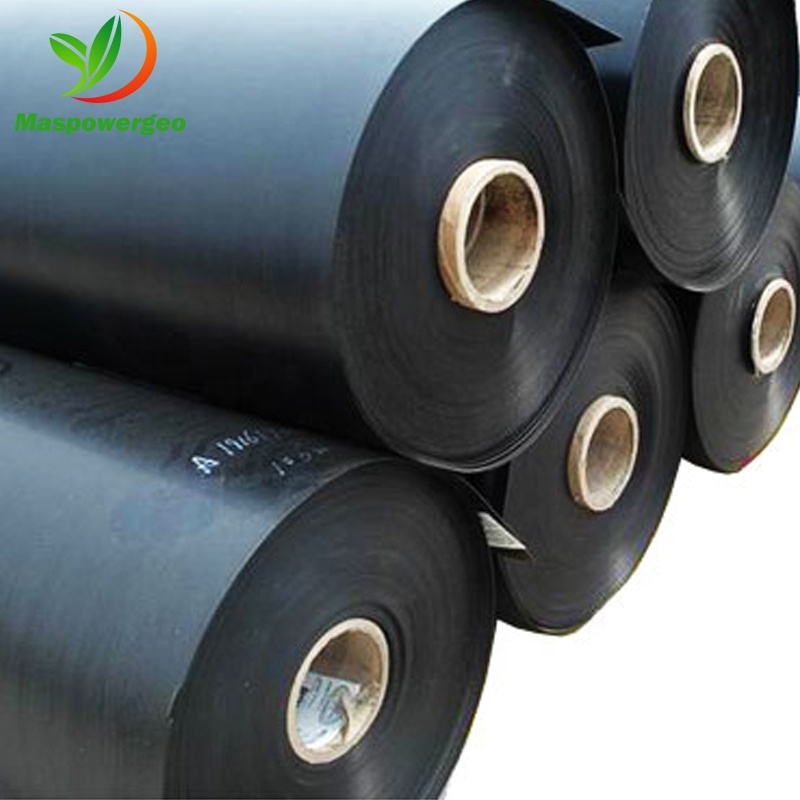 1mm LDPE geomembrane for fish farm pond liner