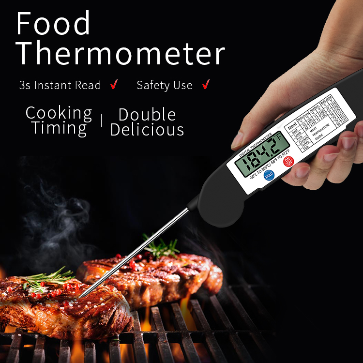 meat thermometer kitchen digital Instant read food thermometer