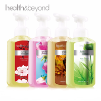 FDA approved Custom logo antibacterial wholesale liquid hand soap