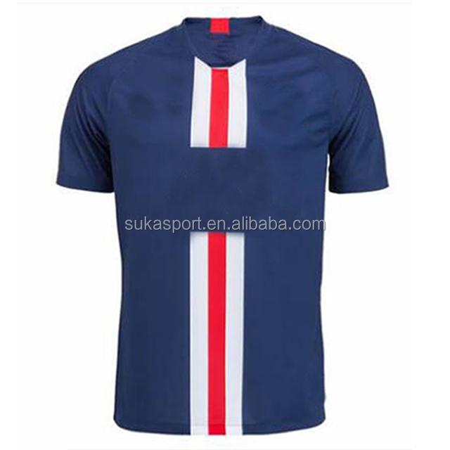 2020 프랑스 클럽 저지 홈 어웨이 성인 새 시즌 파리 mbappe cavani neymar maillot de foot 축구 유니폼