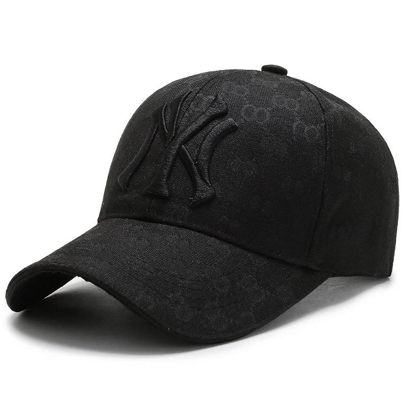 NY cap autumn leisure student couple hat winter sunshade baseball cap male sun hat
